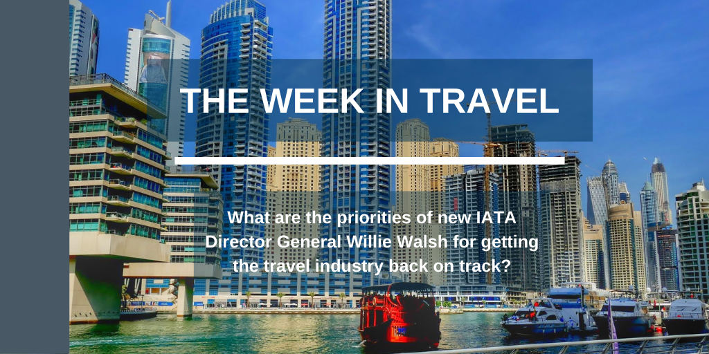 The Week in Travel – 9th April