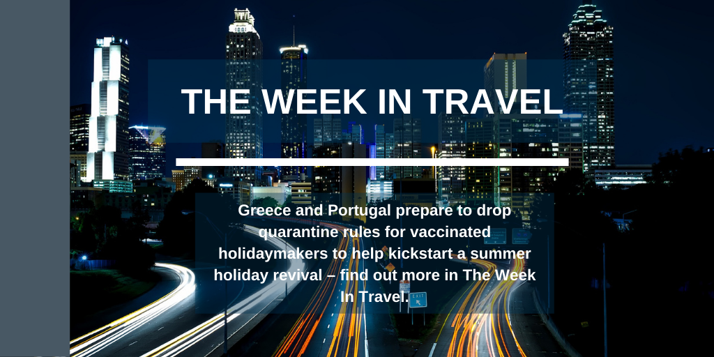 The Week in Travel – 16th April
