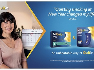 Perrigo to launch NiQuitin's £1.3m New Year, New You campaign
