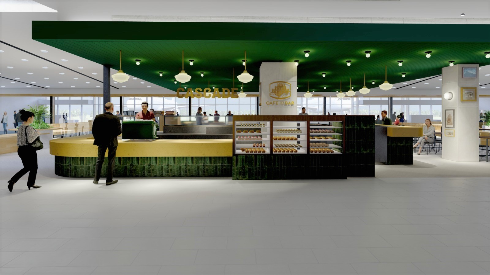 SSP signs four-year deal to develop locally inspired food offer at Hobart Airport