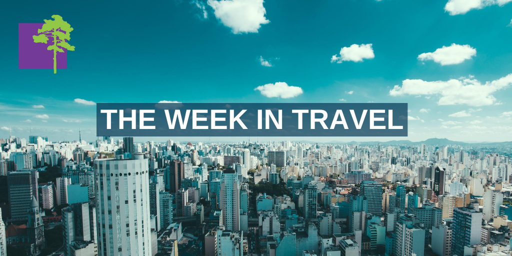 The Week in Travel – 11th September