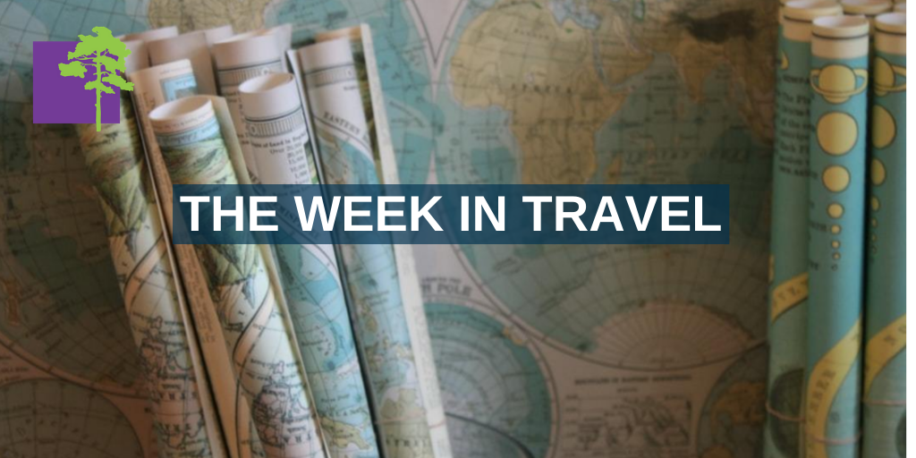 The Week in Travel – 18th September