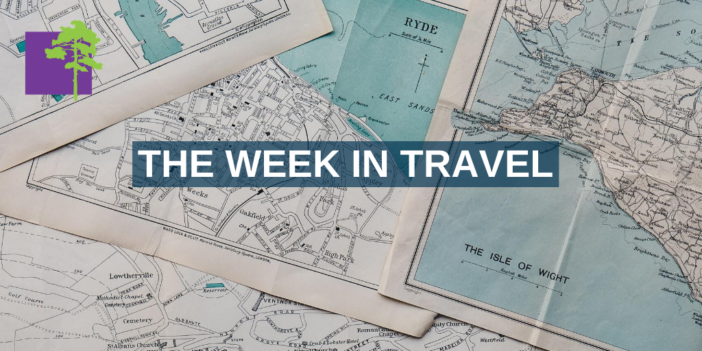 The Week in Travel – 4th September
