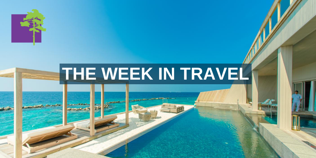 The Week in Travel – 14th August