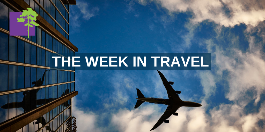The Week in Travel – 2nd October