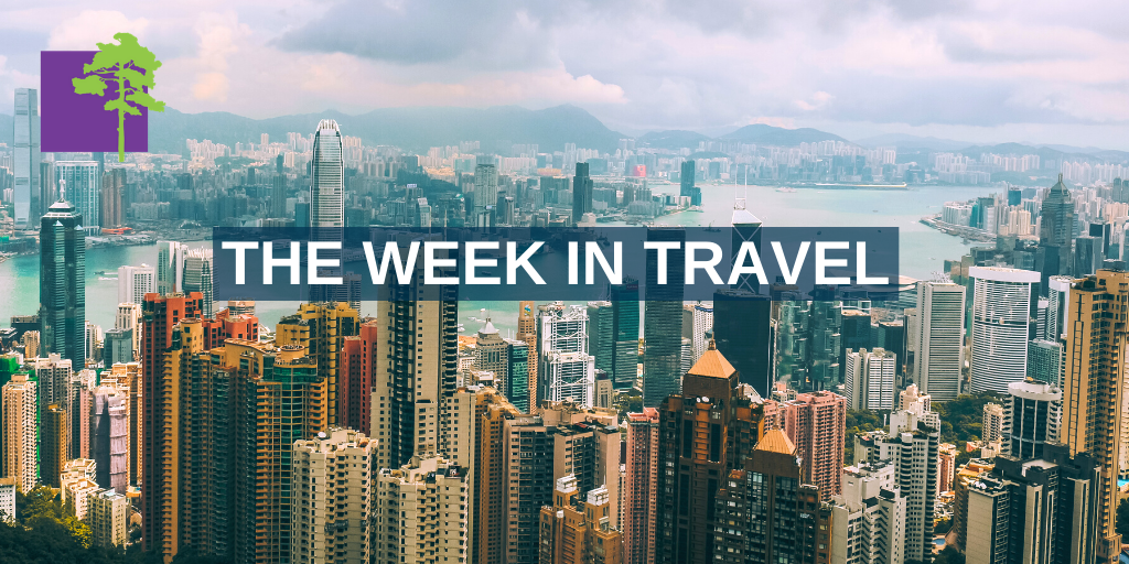 The Week in Travel - 25th September