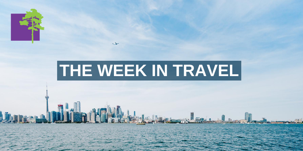The Week in Travel - 28th August