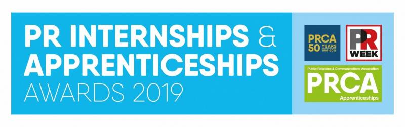 Templemere PR shortlisted for two PRCA PR Internship and Apprenticeship Awards