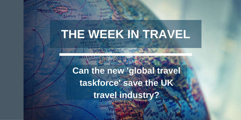 The Week in Travel – 9th October