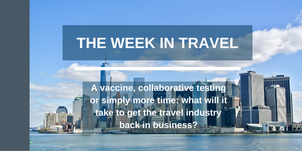 The Week in Travel – 16th October