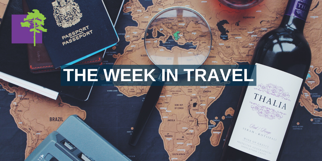 The Week in Travel – 17th July